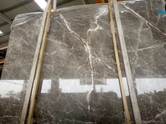 Thomas Grey Marble Slab Supply To Indoor and Outdoor Tiles