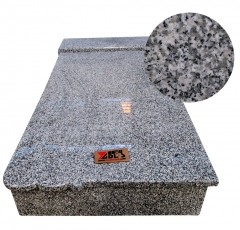 Chinese Granite G623 Tombstone Monuments Headstone