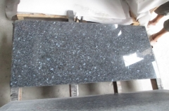 China Factory Blue Pearl Granite Tiles For Project