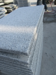 Light Grey Color G603 Granite Tiles with Polished Finish