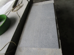 Sesame Grey G654 Granite Tiles For Outdoor Project