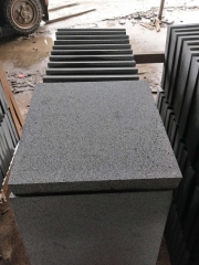 Hainan Black Basalt Paving Stone For Outdoor Floor