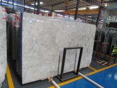 Castle Grey Marble Slabs With Polished Finish Way