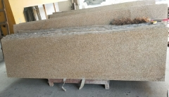 Yellow Rusty Granite G682 Small Slabs Polished 70upcm