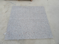 Pearl Flower G383 Granite Tiles With Flamed Finish Way