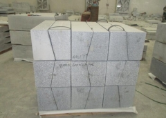 Granite G623 Kerbstone Chamfer 5mm Flamed Finish Way