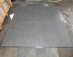 Granite G654 Tiles Flamed Finish Way