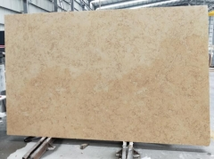 Egyptian Yellow Beige Color Marble Big Slabs Marble Tiles