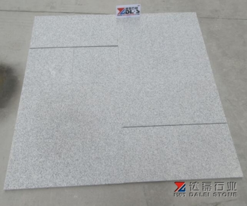 Granite G603 Tiles Flamed Finish Way