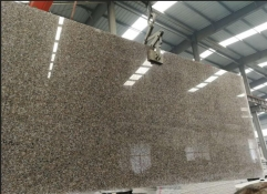 G361 Granite Wulian Flower Polished Slabs
