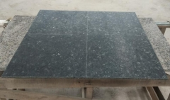 Emerald Pearl Granite Tiles Polished