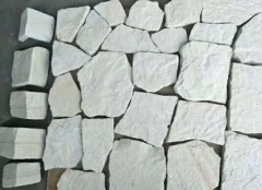 White Sandstone Loose Stone Wall Cladding