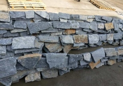 Blue Culture Stone Loose Stone Wall Cladding