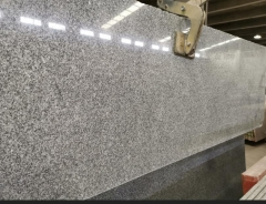White Bianco Granite With Golden Dot Small Slabs