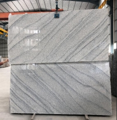 5cm Big Slabs Granite Regular Grey Veins New Granite Grey Color