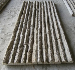 Yellow Rusty Slat Tiles Culture Stone Wholesale