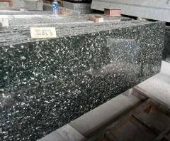 New Emerald Pearl Granite Green Color Granite Small Slabs
