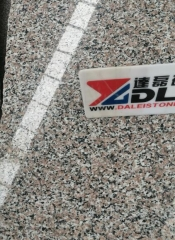 Wulian Flower Granite Small Slabs Polished