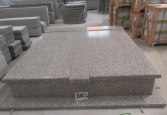 G648 Granite Tombstone Poland Market Wholesale