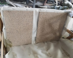 Rusty Yellow Pinky Granite Tiles G682 Granite