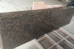 Baltic Brown Granite Small Slabs Polished Indian Granite