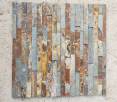 Rusty Yellow Slate Tiles Culture Stone Tiles On Sale