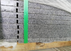 New G633 Grey Granite Wall Cladding With Holes